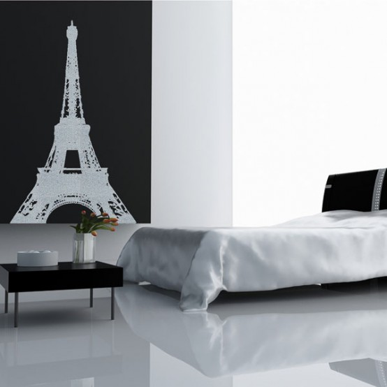 Cool Paris-Themed Room Ideas And Items