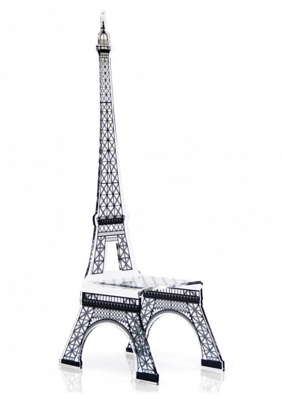 Cool Items For Paris Themed Room Design