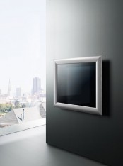 Cool Wall Decorating Ideas TV Frame By Dhesia