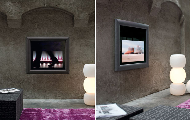 Cool Wall Decorating Ideas – TV Frames By Dhesia