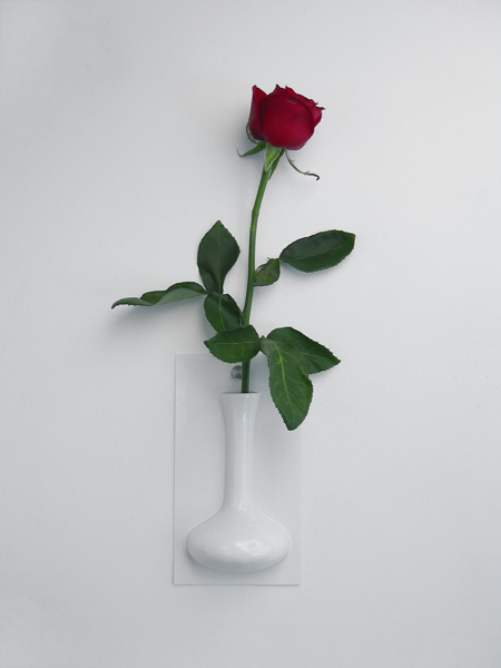Cool Wall Flower Vase Flow By Ernest Perera