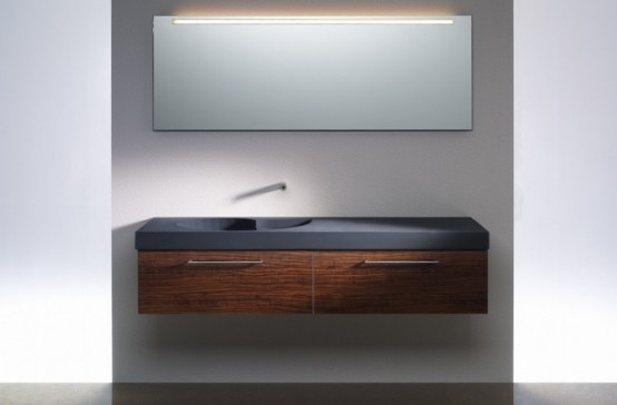 Creative Bathroom Washbasin Ammonit By Sasso