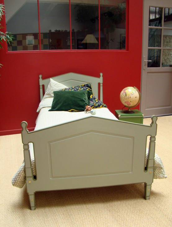 B House Home Design Nice Beds For Pink Girls Room By