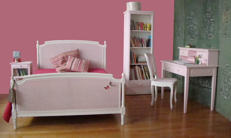 Cute Beds For Nice Girls Room Designs From Maman Madore