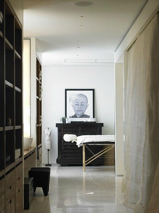 Donna Karan Manhattan Apartment