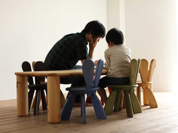 Ecological And Funny Furniture For Kids Bedroom Home Decorating - Ecological-furniture-for-kids-bedroom-by-hiromatsu