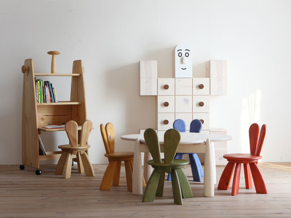 Furniture For Childrens Rooms Ecological And Funny Furniture For Kids Bedroom By Hiromatsu