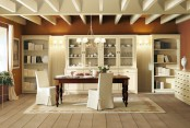 Elegant Wooden Furniture For Traditional Interior Design English Mood By Minacciolo