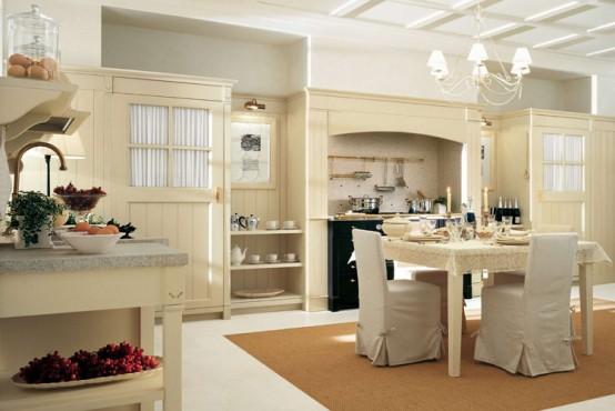 Elegant Wooden Furniture For Traditional Interior Design - English ...