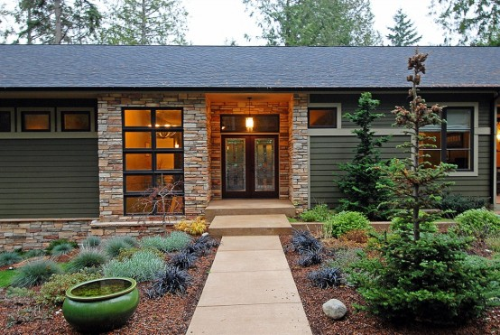 Natural and Energy Efficient House Design on Bainbridge Island