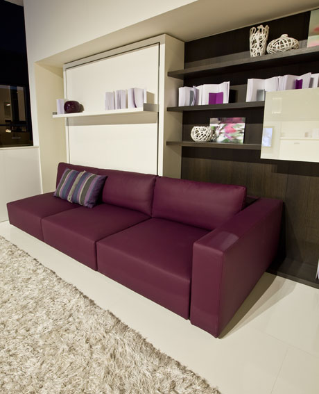 Functional Furniture For Small Living Room Swing By Clei
