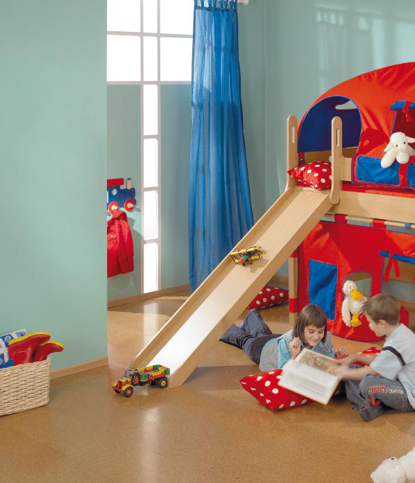 funny play beds for cool kids room design by paidi digsdigs