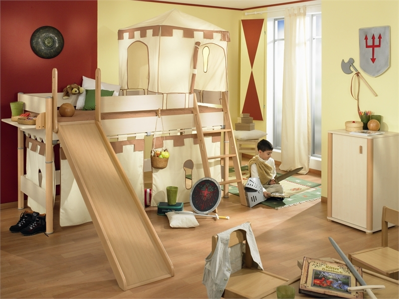 Funny play beds for cool kids room design by paidi digsdigs Funny bedroom