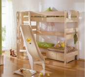 Funny Play Beds For Cool Kids Room Design By Paidi