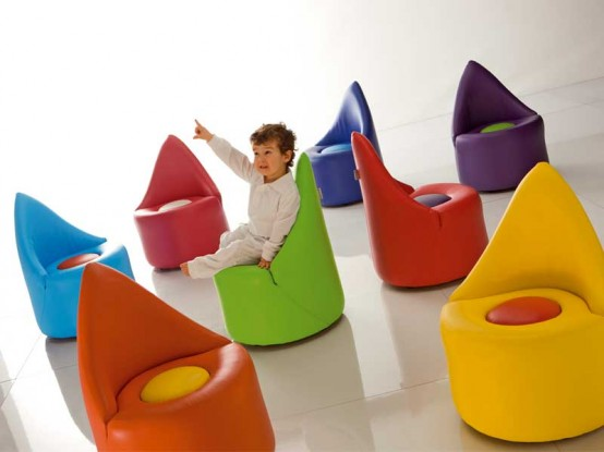 Funny And Bright Furniture Set For Cool Kids Room Baby Collection - Baby-collection-by-adrenalina