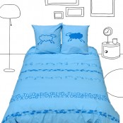 Funny Kids Bedding By Selene&Gaia
