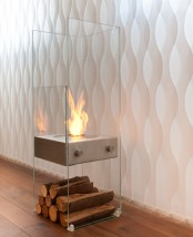 Ghost Fireplace