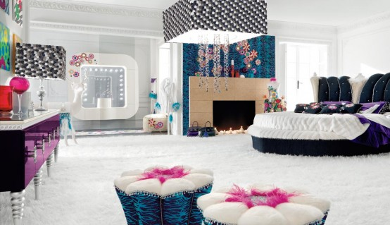 Pop Bedroom Design Collection By Altamoda