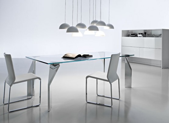 Wonderful Modern Glass Top Dining Room Table 554 x 402 · 29 kB · jpeg