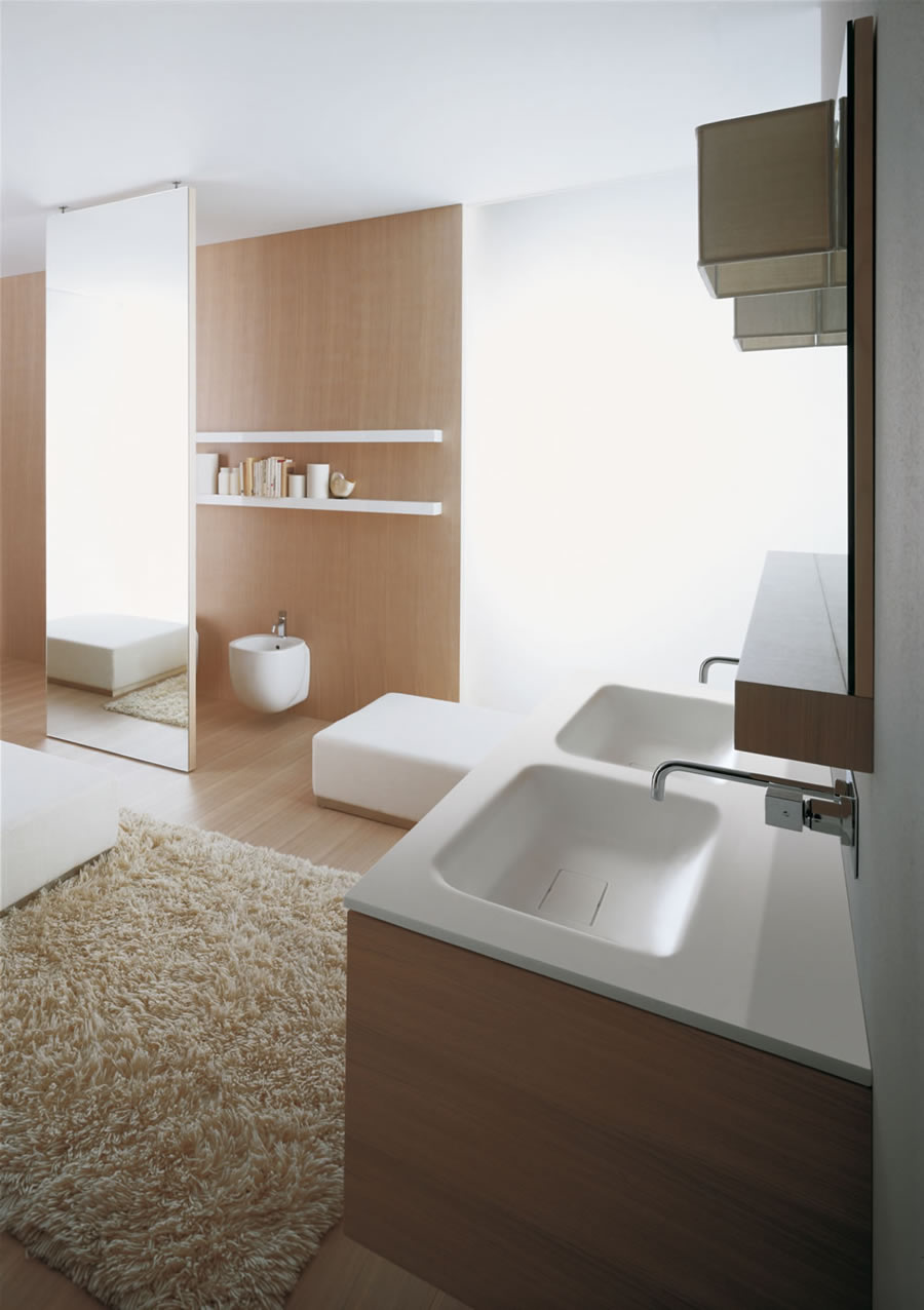 Great ideas for bathroom design system by karol digsdigs for Bathroom furniture ideas