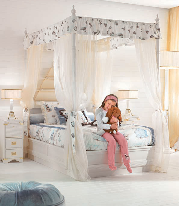 Great sea themed furniture for girls and boys bedrooms by for Girls bedroom furniture