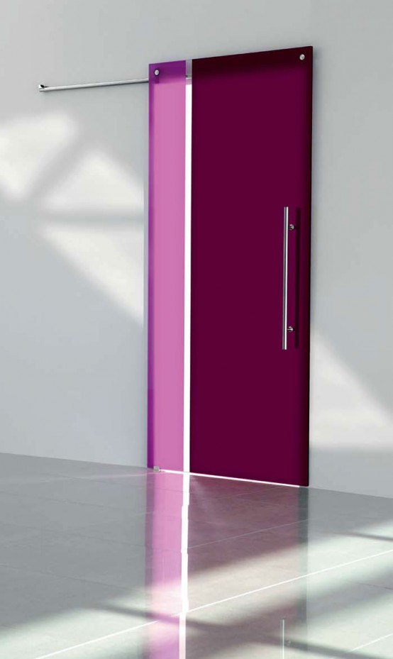 interior glass doors by casali