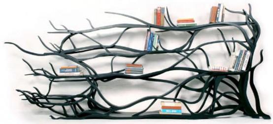 Ivy Bookshelf