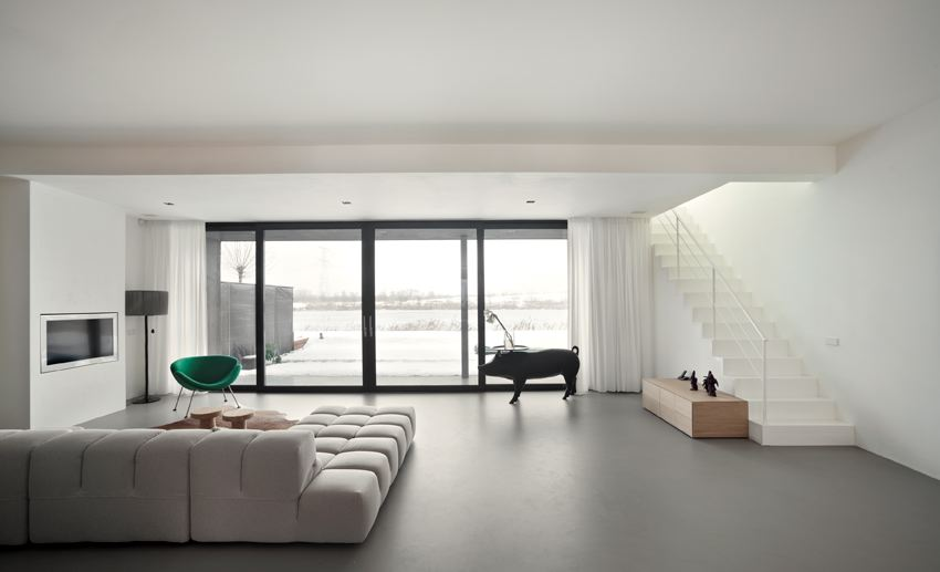 Living-room-arrangement-Black-Vs-red-part-1 | Architecture and ...