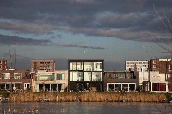 L Shaped House Design
