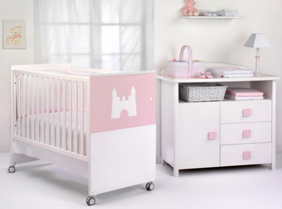 Lovely Baby Nursery Furniture By Cambrass. baby cots, baby nursery