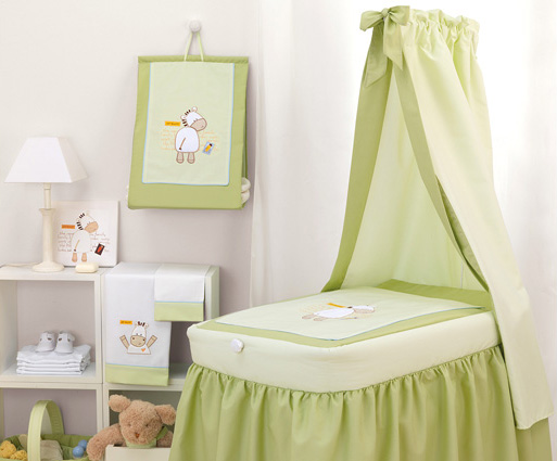 Lovely Baby Nursery Furniture By Cambrass | DigsDigs