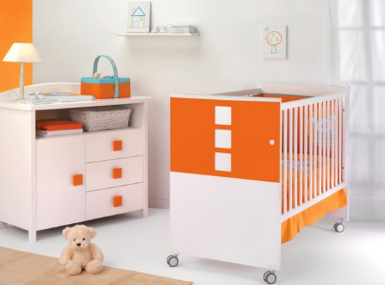 Superb Lovely Baby Nursery Furniture By Cambrass