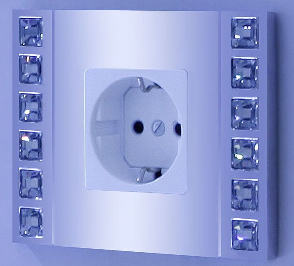 Luxury And Elegant Sockets And Light Switches By Fede