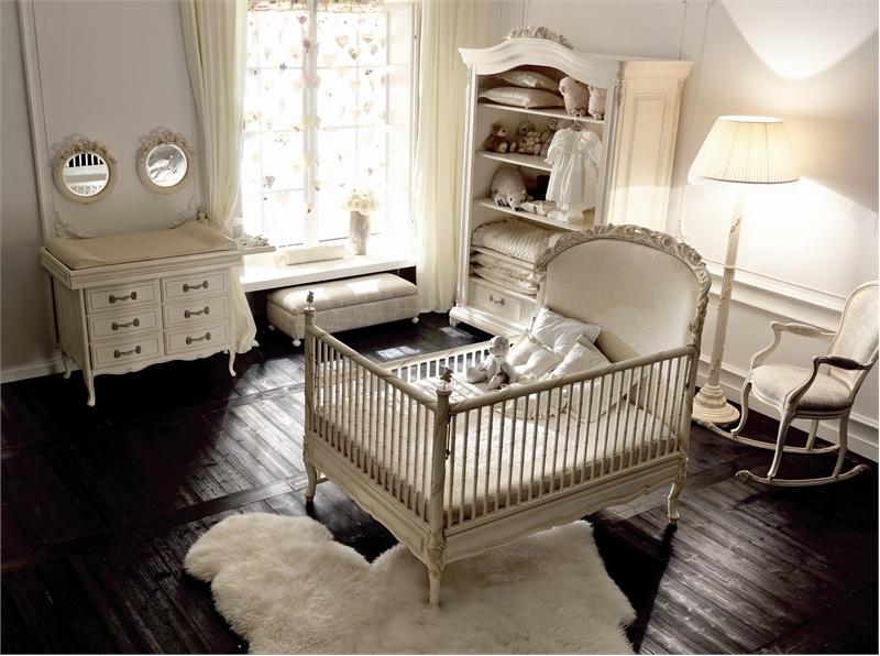 Luxury Baby Girl Nursery Notte Fatata By Savio Firmino