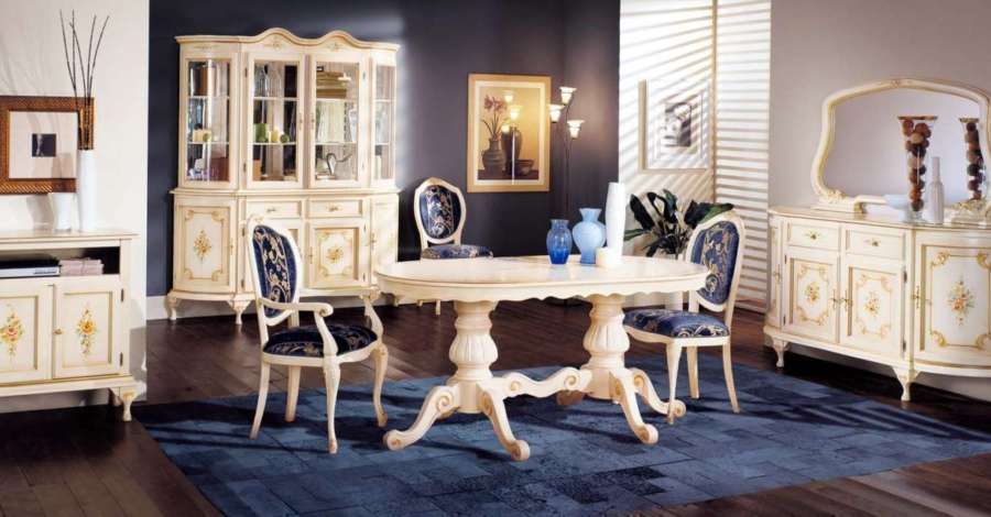 Classic Dining Room Furniture - Home-House-Apartment-Interior-Exterior ...