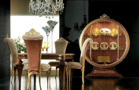 Luxury Dining Room Set – Tiffany by AltaModa
