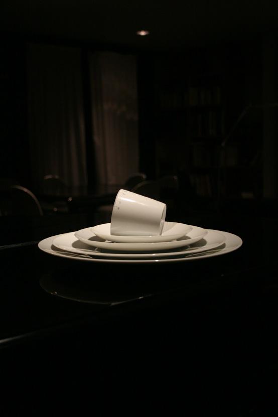 Luxury Porcelain Tableware By Non Sans Raison