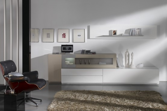 Minimalist Furniture For Modern Living Room – Day From Circulo ...