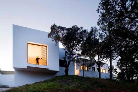 Miraventos House By Eduardo Trigo De Sousa