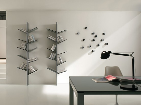 Modern Bookshelves Inspired by the Nature – Fargus by AL 28.98