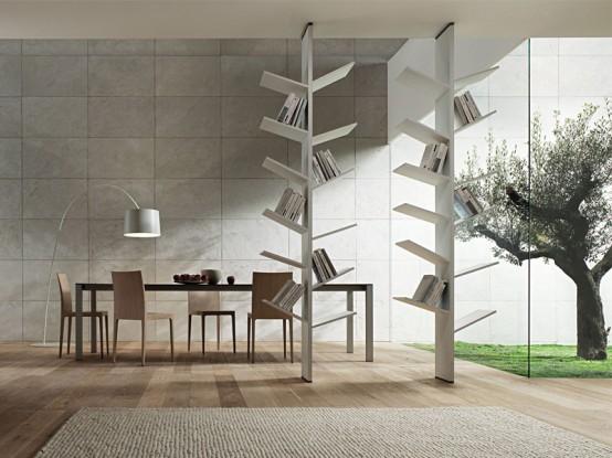 Modern Bookshelves modern bookshelves inspiredthe nature - fargusal 28.98
