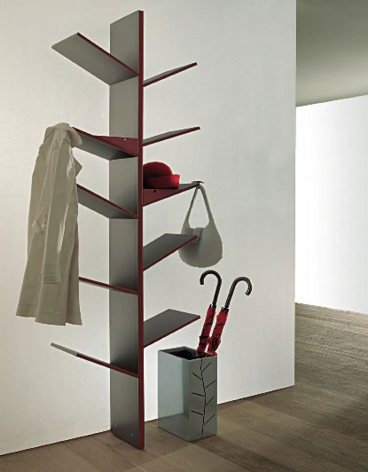 Modern Bookshelves Inspired By The Nature Fargus By AL 28.