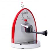 Modern Bright Coffee Machines With Integrated Radio Good News