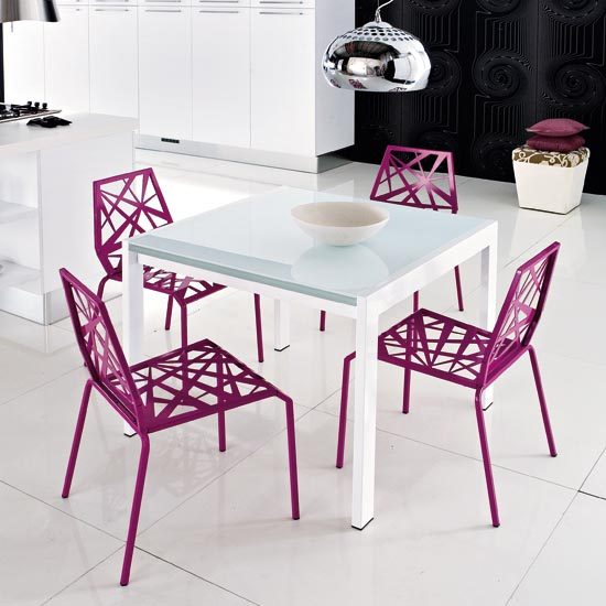 15 Modern Bright Kitchen Chairs from Domitalia