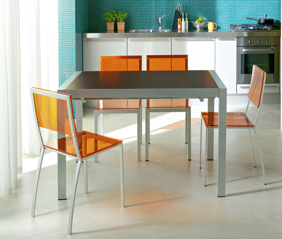 Amazing Modern Bright Kitchen Chairs From Domitalia15 Modern Bright Kitchen Chairs  From Domitalia DigsDigs