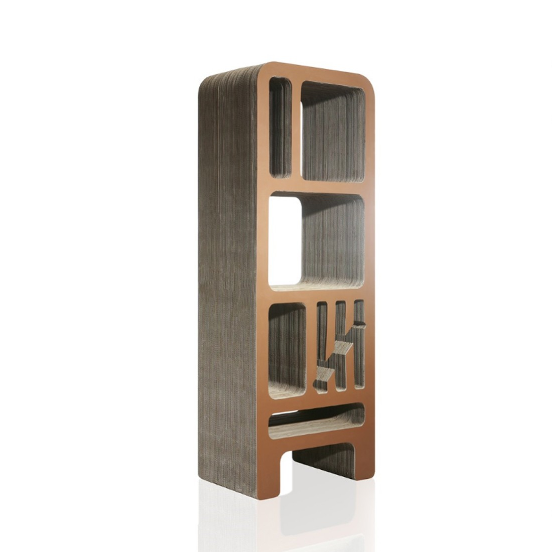 Modern cardboard furniture for your eco friendly room for Contemporary furniture