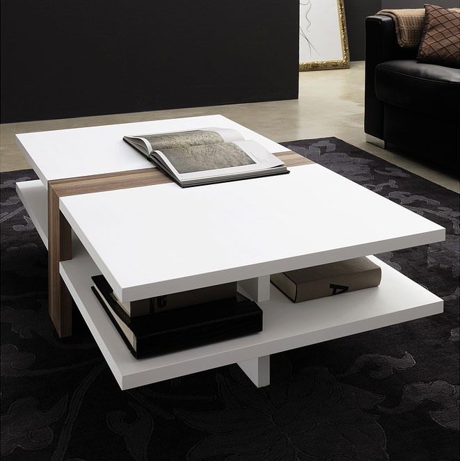 Modern coffee table for stylish living room ct 130 from for Table designs for living room