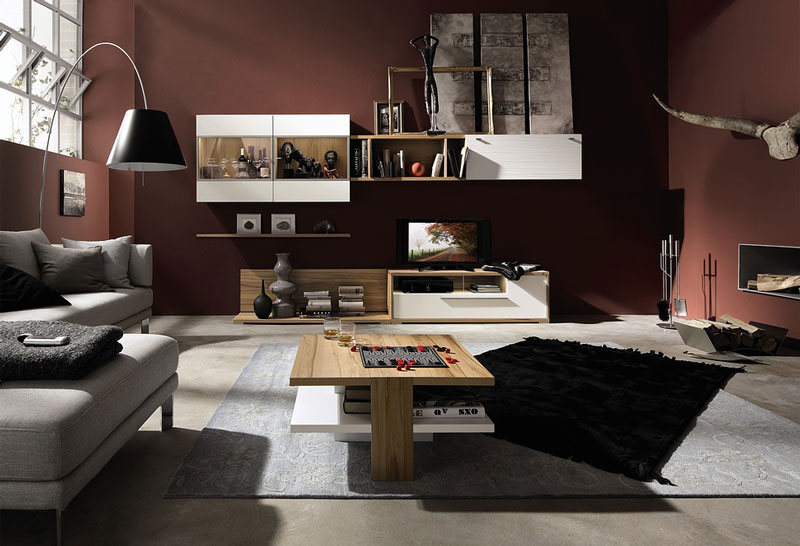 Modern Coffee Table For Stylish Living Room CT 130 From Hülsta