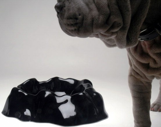 Modern Dog Bowls – Wild by Gaia & Gino