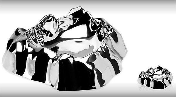 Modern Dog Bowls Wild By Gaia Amp Gino Digsdigs